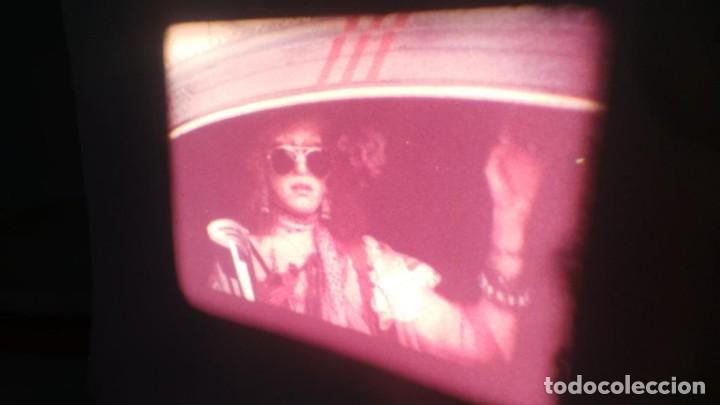 Cine: LA ROSA(THE ROSE) REDUCCIÓN PELÍCULA SUPER 8 MM VINTAGE FILM, 1 X120 MTS - Foto 26 - 145151566