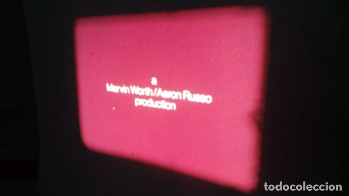 Cine: LA ROSA(THE ROSE) REDUCCIÓN PELÍCULA SUPER 8 MM VINTAGE FILM, 1 X120 MTS - Foto 35 - 145151566