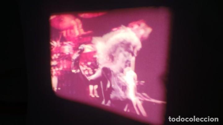 Cine: LA ROSA(THE ROSE) REDUCCIÓN PELÍCULA SUPER 8 MM VINTAGE FILM, 1 X120 MTS - Foto 43 - 145151566