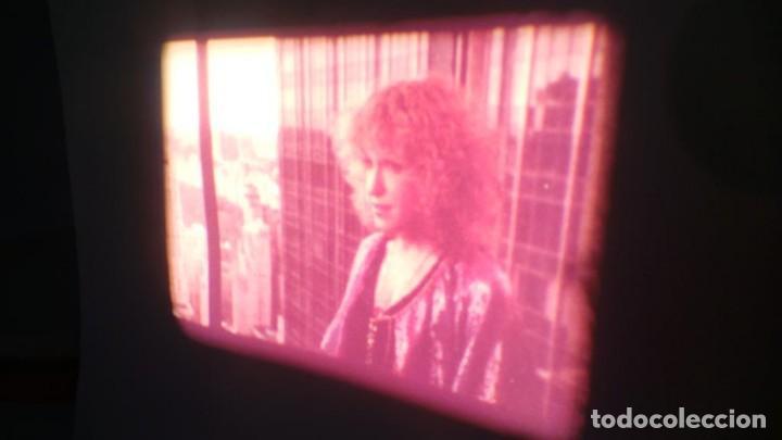 Cine: LA ROSA(THE ROSE) REDUCCIÓN PELÍCULA SUPER 8 MM VINTAGE FILM, 1 X120 MTS - Foto 48 - 145151566