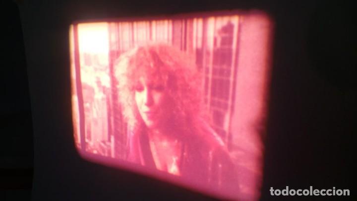 Cine: LA ROSA(THE ROSE) REDUCCIÓN PELÍCULA SUPER 8 MM VINTAGE FILM, 1 X120 MTS - Foto 50 - 145151566