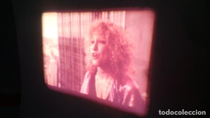 Cine: LA ROSA(THE ROSE) REDUCCIÓN PELÍCULA SUPER 8 MM VINTAGE FILM, 1 X120 MTS - Foto 53 - 145151566