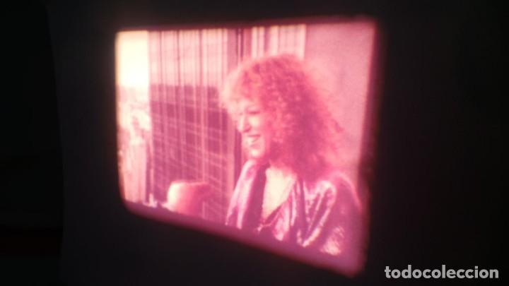 Cine: LA ROSA(THE ROSE) REDUCCIÓN PELÍCULA SUPER 8 MM VINTAGE FILM, 1 X120 MTS - Foto 57 - 145151566