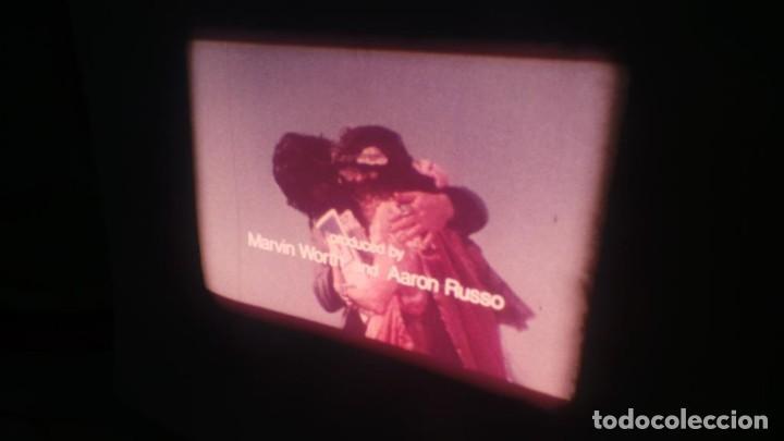 Cine: LA ROSA(THE ROSE) REDUCCIÓN PELÍCULA SUPER 8 MM VINTAGE FILM, 1 X120 MTS - Foto 87 - 145151566