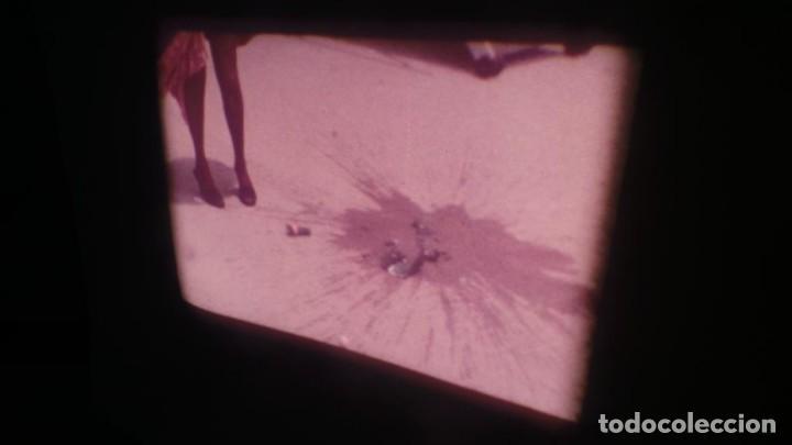 Cine: LA ROSA(THE ROSE) REDUCCIÓN PELÍCULA SUPER 8 MM VINTAGE FILM, 1 X120 MTS - Foto 90 - 145151566