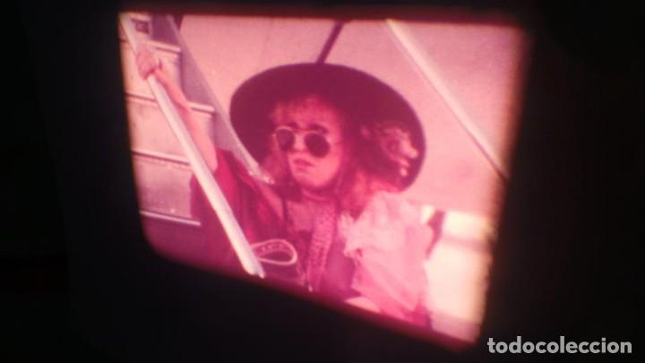 Cine: LA ROSA(THE ROSE) REDUCCIÓN PELÍCULA SUPER 8 MM VINTAGE FILM, 1 X120 MTS - Foto 93 - 145151566