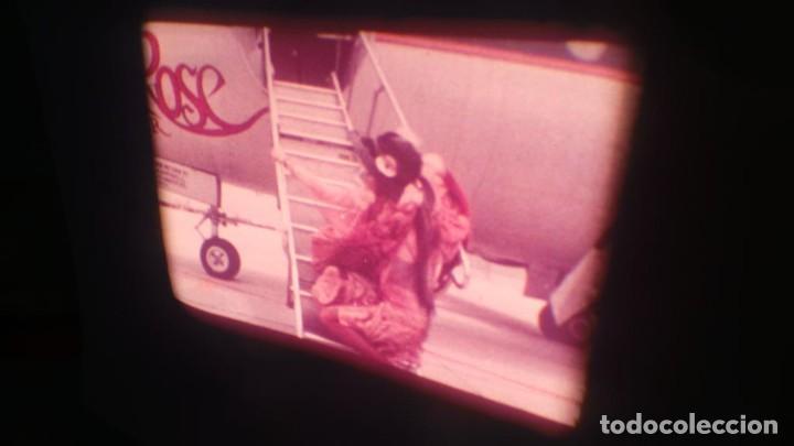 Cine: LA ROSA(THE ROSE) REDUCCIÓN PELÍCULA SUPER 8 MM VINTAGE FILM, 1 X120 MTS - Foto 95 - 145151566
