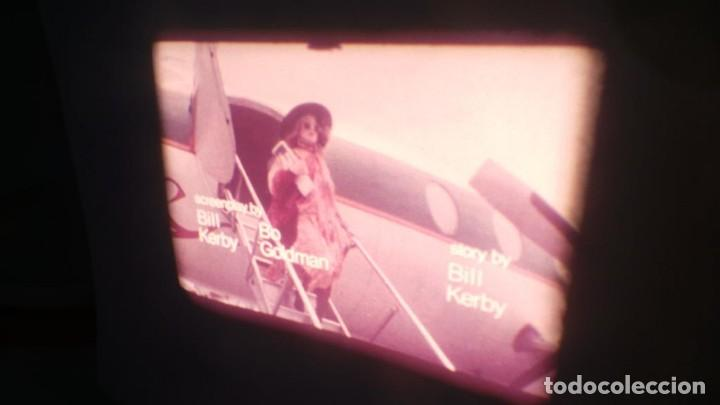 Cine: LA ROSA(THE ROSE) REDUCCIÓN PELÍCULA SUPER 8 MM VINTAGE FILM, 1 X120 MTS - Foto 96 - 145151566