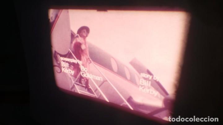 Cine: LA ROSA(THE ROSE) REDUCCIÓN PELÍCULA SUPER 8 MM VINTAGE FILM, 1 X120 MTS - Foto 97 - 145151566