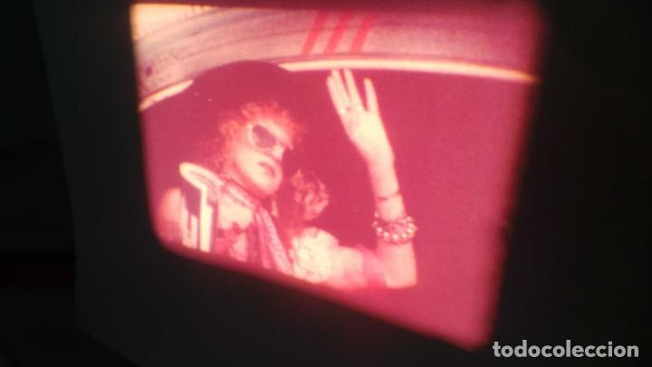 Cine: LA ROSA(THE ROSE) REDUCCIÓN PELÍCULA SUPER 8 MM VINTAGE FILM, 1 X120 MTS - Foto 98 - 145151566