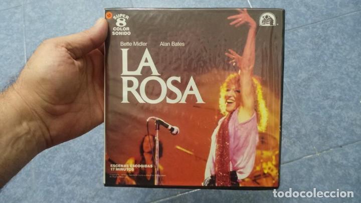 Cine: LA ROSA(THE ROSE) REDUCCIÓN PELÍCULA SUPER 8 MM VINTAGE FILM, 1 X120 MTS - Foto 106 - 145151566