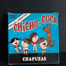 Cine: PELÍCULA DE SUPER 8 MM CHICO Y COCA (DIBUJOS). (AÑOS 70). Lote 145272362