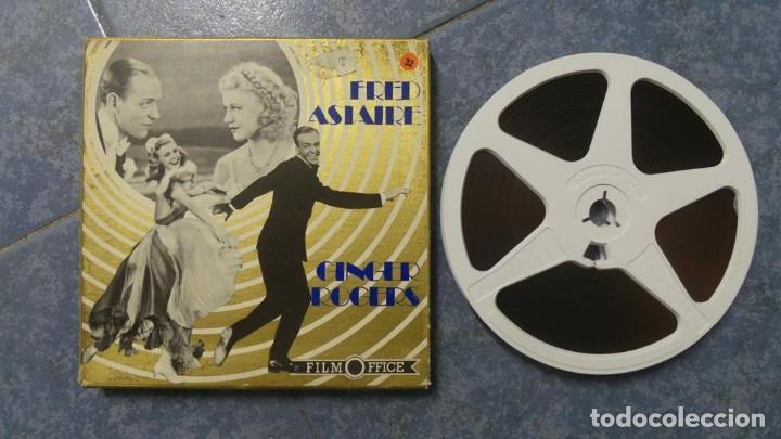 LA ALEGRE DIVORCIADA(JOYSE DIVORCEE) FRED ASTAIRE Y GINGER ROGERS CORTOMETRAJE PELÍCULA SUPER 8 MM (Cine - Películas - Super 8 mm)