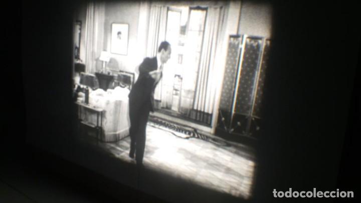Cine: LA ALEGRE DIVORCIADA(JOYSE DIVORCEE) FRED ASTAIRE y GINGER ROGERS CORTOMETRAJE PELÍCULA SUPER 8 MM - Foto 7 - 146240602