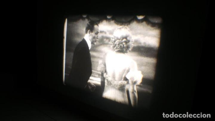 Cine: LA ALEGRE DIVORCIADA(JOYSE DIVORCEE) FRED ASTAIRE y GINGER ROGERS CORTOMETRAJE PELÍCULA SUPER 8 MM - Foto 13 - 146240602