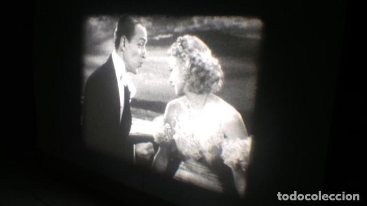 Cine: LA ALEGRE DIVORCIADA(JOYSE DIVORCEE) FRED ASTAIRE y GINGER ROGERS CORTOMETRAJE PELÍCULA SUPER 8 MM - Foto 17 - 146240602