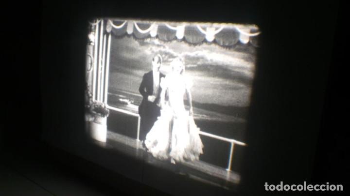 Cine: LA ALEGRE DIVORCIADA(JOYSE DIVORCEE) FRED ASTAIRE y GINGER ROGERS CORTOMETRAJE PELÍCULA SUPER 8 MM - Foto 18 - 146240602