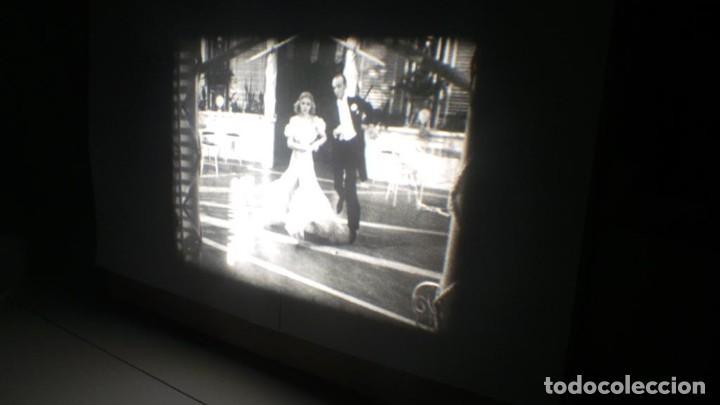 Cine: LA ALEGRE DIVORCIADA(JOYSE DIVORCEE) FRED ASTAIRE y GINGER ROGERS CORTOMETRAJE PELÍCULA SUPER 8 MM - Foto 20 - 146240602