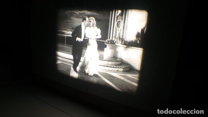 Cine: LA ALEGRE DIVORCIADA(JOYSE DIVORCEE) FRED ASTAIRE y GINGER ROGERS CORTOMETRAJE PELÍCULA SUPER 8 MM - Foto 23 - 146240602