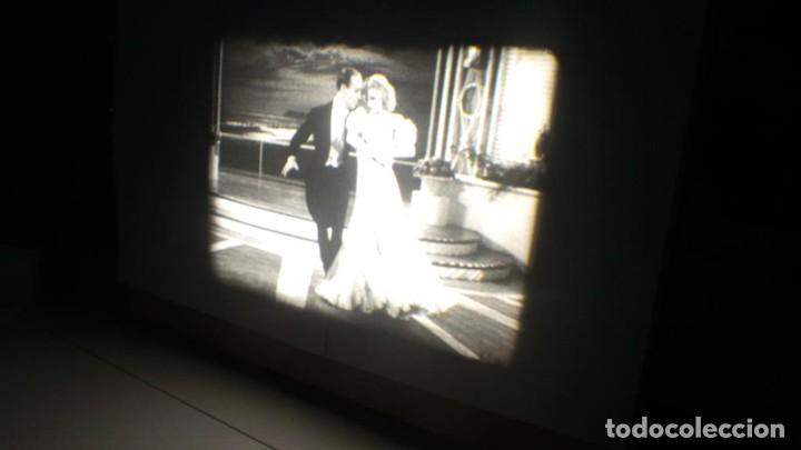 Cine: LA ALEGRE DIVORCIADA(JOYSE DIVORCEE) FRED ASTAIRE y GINGER ROGERS CORTOMETRAJE PELÍCULA SUPER 8 MM - Foto 24 - 146240602