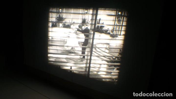 Cine: LA ALEGRE DIVORCIADA(JOYSE DIVORCEE) FRED ASTAIRE y GINGER ROGERS CORTOMETRAJE PELÍCULA SUPER 8 MM - Foto 26 - 146240602