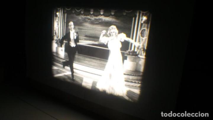 Cine: LA ALEGRE DIVORCIADA(JOYSE DIVORCEE) FRED ASTAIRE y GINGER ROGERS CORTOMETRAJE PELÍCULA SUPER 8 MM - Foto 27 - 146240602