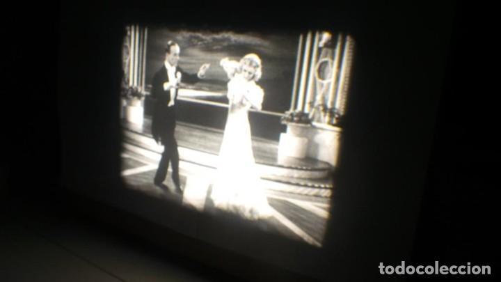 Cine: LA ALEGRE DIVORCIADA(JOYSE DIVORCEE) FRED ASTAIRE y GINGER ROGERS CORTOMETRAJE PELÍCULA SUPER 8 MM - Foto 28 - 146240602