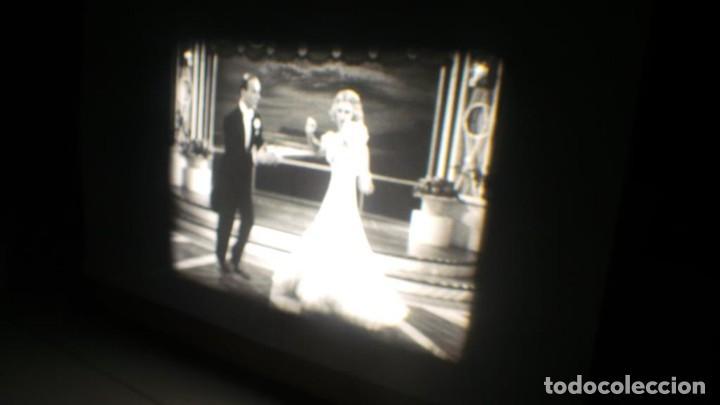 Cine: LA ALEGRE DIVORCIADA(JOYSE DIVORCEE) FRED ASTAIRE y GINGER ROGERS CORTOMETRAJE PELÍCULA SUPER 8 MM - Foto 29 - 146240602