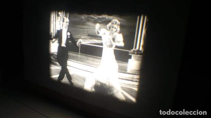 Cine: LA ALEGRE DIVORCIADA(JOYSE DIVORCEE) FRED ASTAIRE y GINGER ROGERS CORTOMETRAJE PELÍCULA SUPER 8 MM - Foto 30 - 146240602