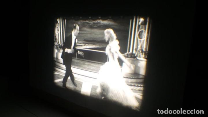 Cine: LA ALEGRE DIVORCIADA(JOYSE DIVORCEE) FRED ASTAIRE y GINGER ROGERS CORTOMETRAJE PELÍCULA SUPER 8 MM - Foto 31 - 146240602