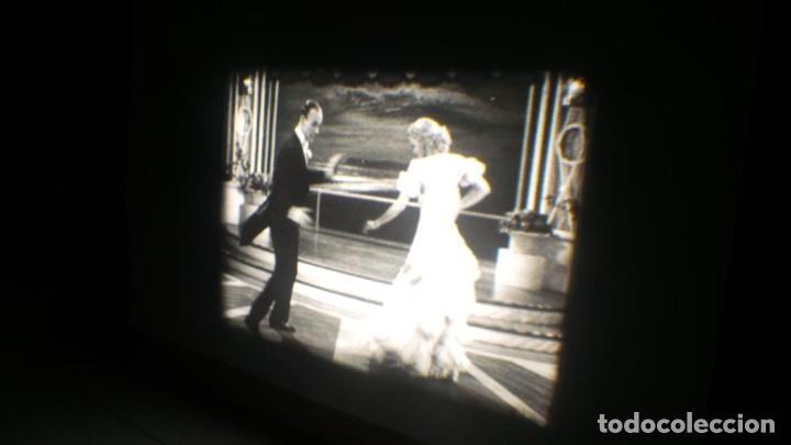 Cine: LA ALEGRE DIVORCIADA(JOYSE DIVORCEE) FRED ASTAIRE y GINGER ROGERS CORTOMETRAJE PELÍCULA SUPER 8 MM - Foto 32 - 146240602