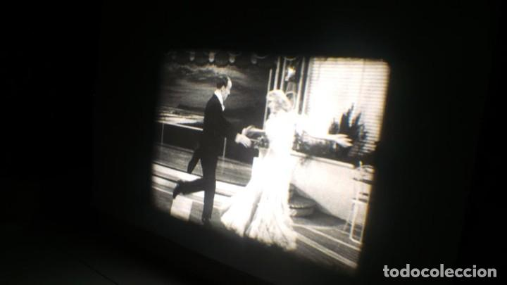 Cine: LA ALEGRE DIVORCIADA(JOYSE DIVORCEE) FRED ASTAIRE y GINGER ROGERS CORTOMETRAJE PELÍCULA SUPER 8 MM - Foto 33 - 146240602