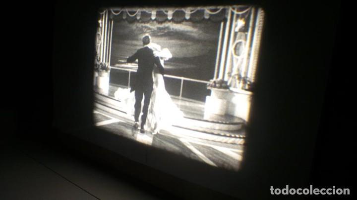 Cine: LA ALEGRE DIVORCIADA(JOYSE DIVORCEE) FRED ASTAIRE y GINGER ROGERS CORTOMETRAJE PELÍCULA SUPER 8 MM - Foto 34 - 146240602