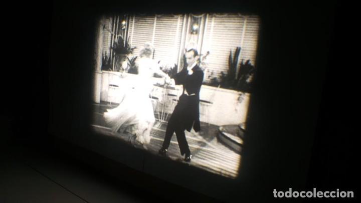 Cine: LA ALEGRE DIVORCIADA(JOYSE DIVORCEE) FRED ASTAIRE y GINGER ROGERS CORTOMETRAJE PELÍCULA SUPER 8 MM - Foto 35 - 146240602