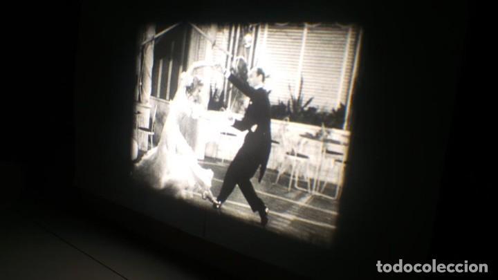 Cine: LA ALEGRE DIVORCIADA(JOYSE DIVORCEE) FRED ASTAIRE y GINGER ROGERS CORTOMETRAJE PELÍCULA SUPER 8 MM - Foto 36 - 146240602