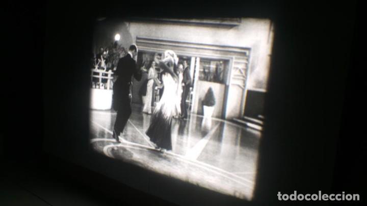 Cine: LA ALEGRE DIVORCIADA(JOYSE DIVORCEE) FRED ASTAIRE y GINGER ROGERS CORTOMETRAJE PELÍCULA SUPER 8 MM - Foto 37 - 146240602