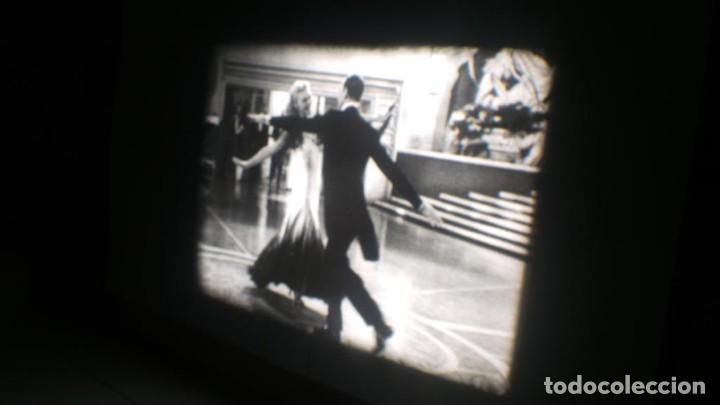 Cine: LA ALEGRE DIVORCIADA(JOYSE DIVORCEE) FRED ASTAIRE y GINGER ROGERS CORTOMETRAJE PELÍCULA SUPER 8 MM - Foto 38 - 146240602