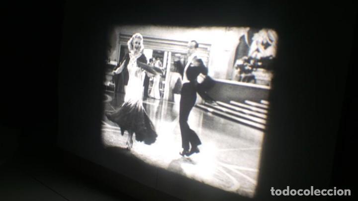 Cine: LA ALEGRE DIVORCIADA(JOYSE DIVORCEE) FRED ASTAIRE y GINGER ROGERS CORTOMETRAJE PELÍCULA SUPER 8 MM - Foto 39 - 146240602