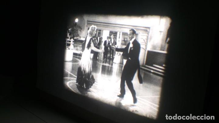 Cine: LA ALEGRE DIVORCIADA(JOYSE DIVORCEE) FRED ASTAIRE y GINGER ROGERS CORTOMETRAJE PELÍCULA SUPER 8 MM - Foto 40 - 146240602