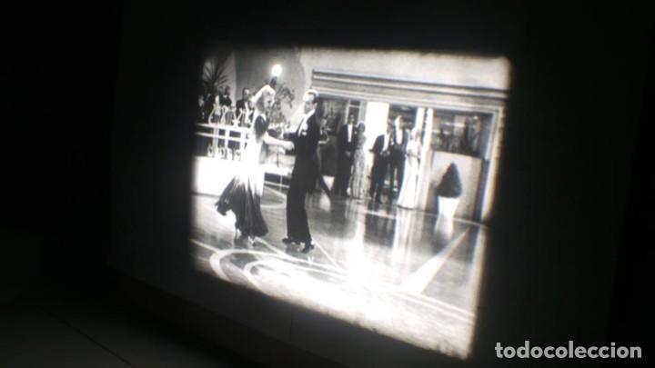 Cine: LA ALEGRE DIVORCIADA(JOYSE DIVORCEE) FRED ASTAIRE y GINGER ROGERS CORTOMETRAJE PELÍCULA SUPER 8 MM - Foto 41 - 146240602