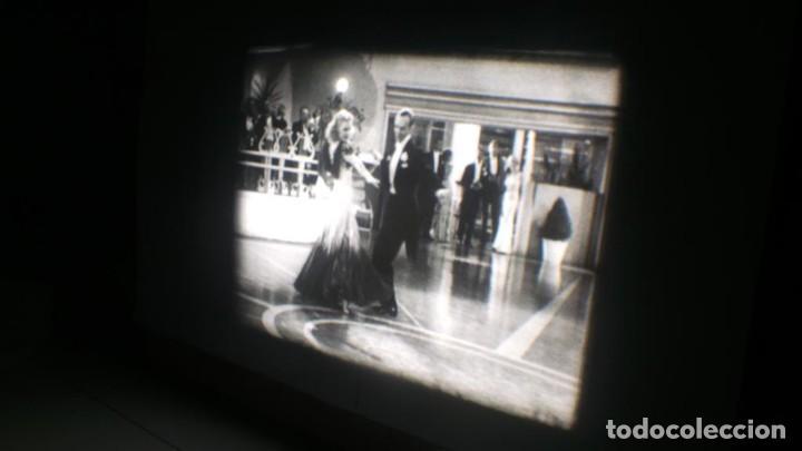 Cine: LA ALEGRE DIVORCIADA(JOYSE DIVORCEE) FRED ASTAIRE y GINGER ROGERS CORTOMETRAJE PELÍCULA SUPER 8 MM - Foto 42 - 146240602