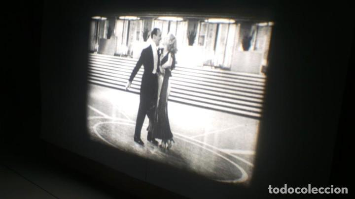 Cine: LA ALEGRE DIVORCIADA(JOYSE DIVORCEE) FRED ASTAIRE y GINGER ROGERS CORTOMETRAJE PELÍCULA SUPER 8 MM - Foto 43 - 146240602
