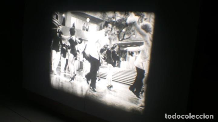 Cine: LA ALEGRE DIVORCIADA(JOYSE DIVORCEE) FRED ASTAIRE y GINGER ROGERS CORTOMETRAJE PELÍCULA SUPER 8 MM - Foto 59 - 146240602