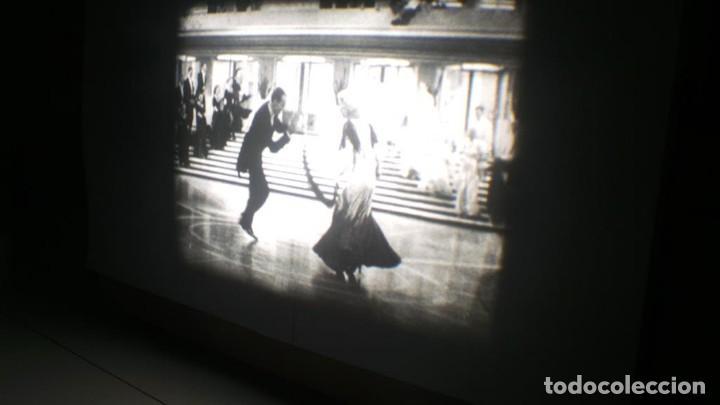 Cine: LA ALEGRE DIVORCIADA(JOYSE DIVORCEE) FRED ASTAIRE y GINGER ROGERS CORTOMETRAJE PELÍCULA SUPER 8 MM - Foto 70 - 146240602