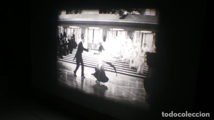 Cine: LA ALEGRE DIVORCIADA(JOYSE DIVORCEE) FRED ASTAIRE y GINGER ROGERS CORTOMETRAJE PELÍCULA SUPER 8 MM - Foto 72 - 146240602