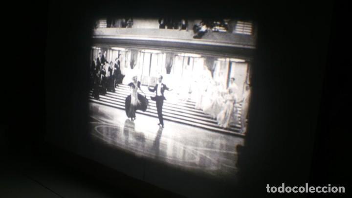 Cine: LA ALEGRE DIVORCIADA(JOYSE DIVORCEE) FRED ASTAIRE y GINGER ROGERS CORTOMETRAJE PELÍCULA SUPER 8 MM - Foto 73 - 146240602