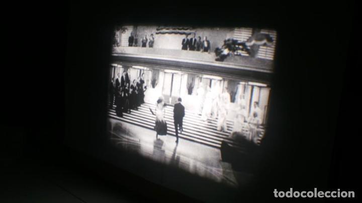 Cine: LA ALEGRE DIVORCIADA(JOYSE DIVORCEE) FRED ASTAIRE y GINGER ROGERS CORTOMETRAJE PELÍCULA SUPER 8 MM - Foto 77 - 146240602