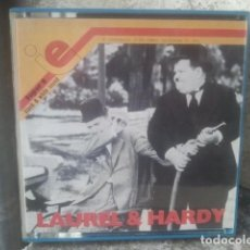 Cine: CINE - PELÍCULA SUPER 8 MM - LAUREL & HARDY - ANOTHER FINE MESS - A. 19 - B/N - MUDA. Lote 146643366