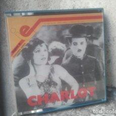Cine: CINE - PELÍCULA SUPER 8 MM - CHARLOT - CARLITOS EN EL BANCO - A. 5 - B/N - MUDA. Lote 146643482