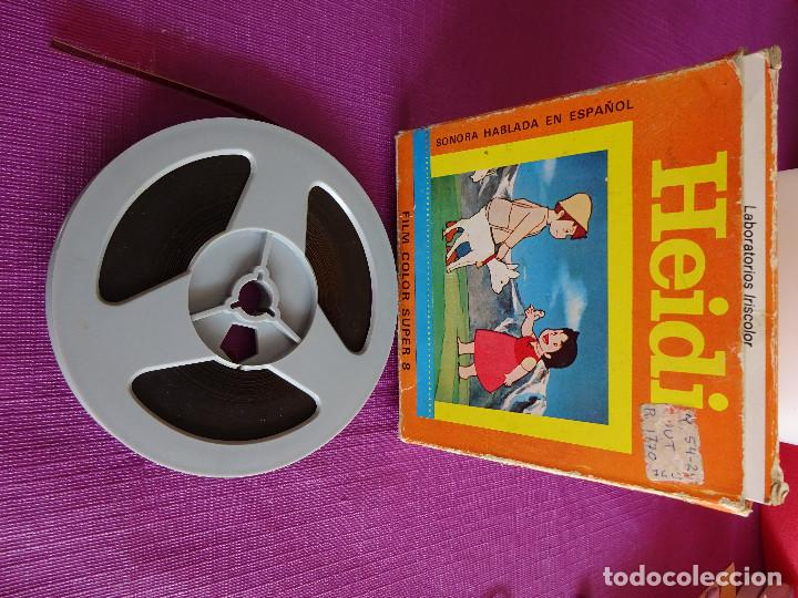 Cine: PELÍCULA SUPER 8. HEIDI. UNO MÁS EN LA FAMILIA (AÑOS 80) - Foto 2 - 147498346